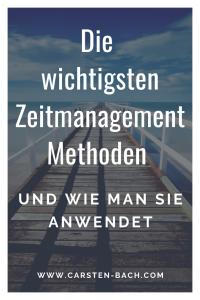 Zeitmanagement Methoden, Anwendung, Zeitmanagement, Eisenhower, Pareto, Parkinson, Pomodoro, ABC, Produktivität, Effiezienz