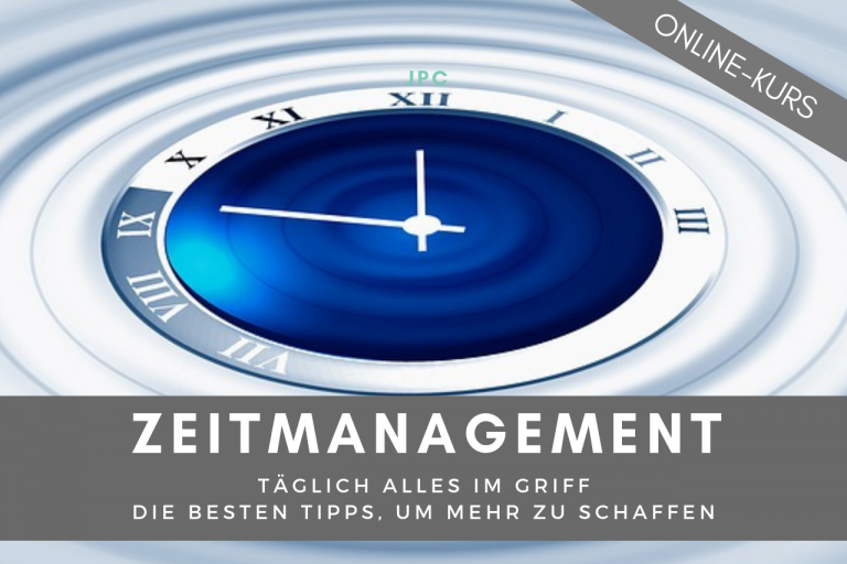 Online Kurs Zeitmanagement Selbstorganisation